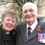 Rev Eleanor and Brian